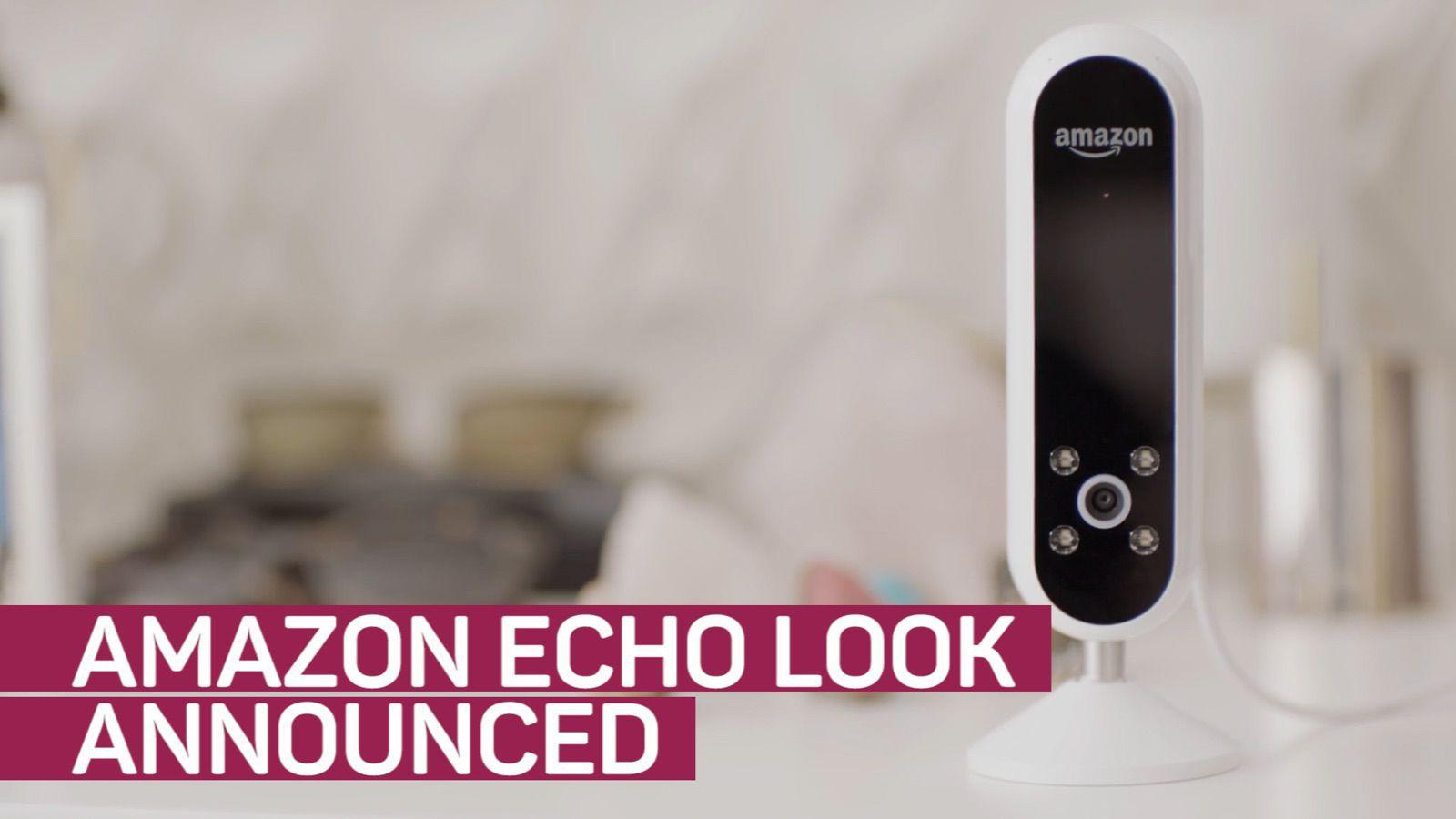 Amazon's Echo Look offers fashion advice. Here's why