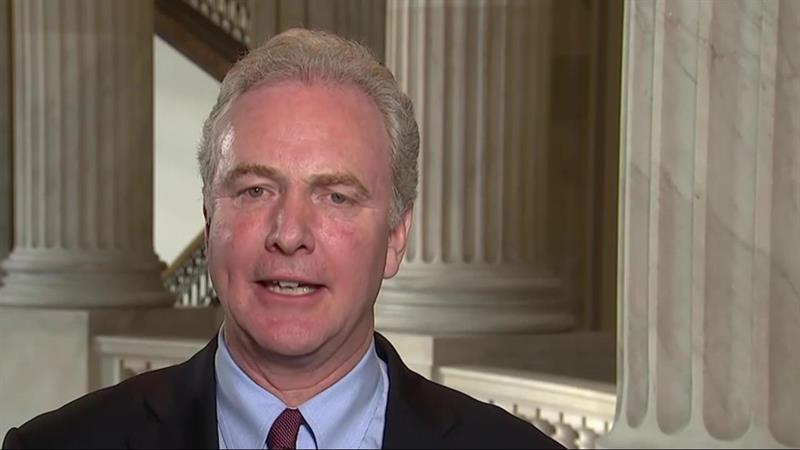 Van Hollen: Trump Tax Plan Will 'Blow Up' Deficit & Debt