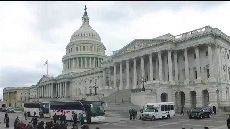 Entire US Senate Goes to White House for NKorea