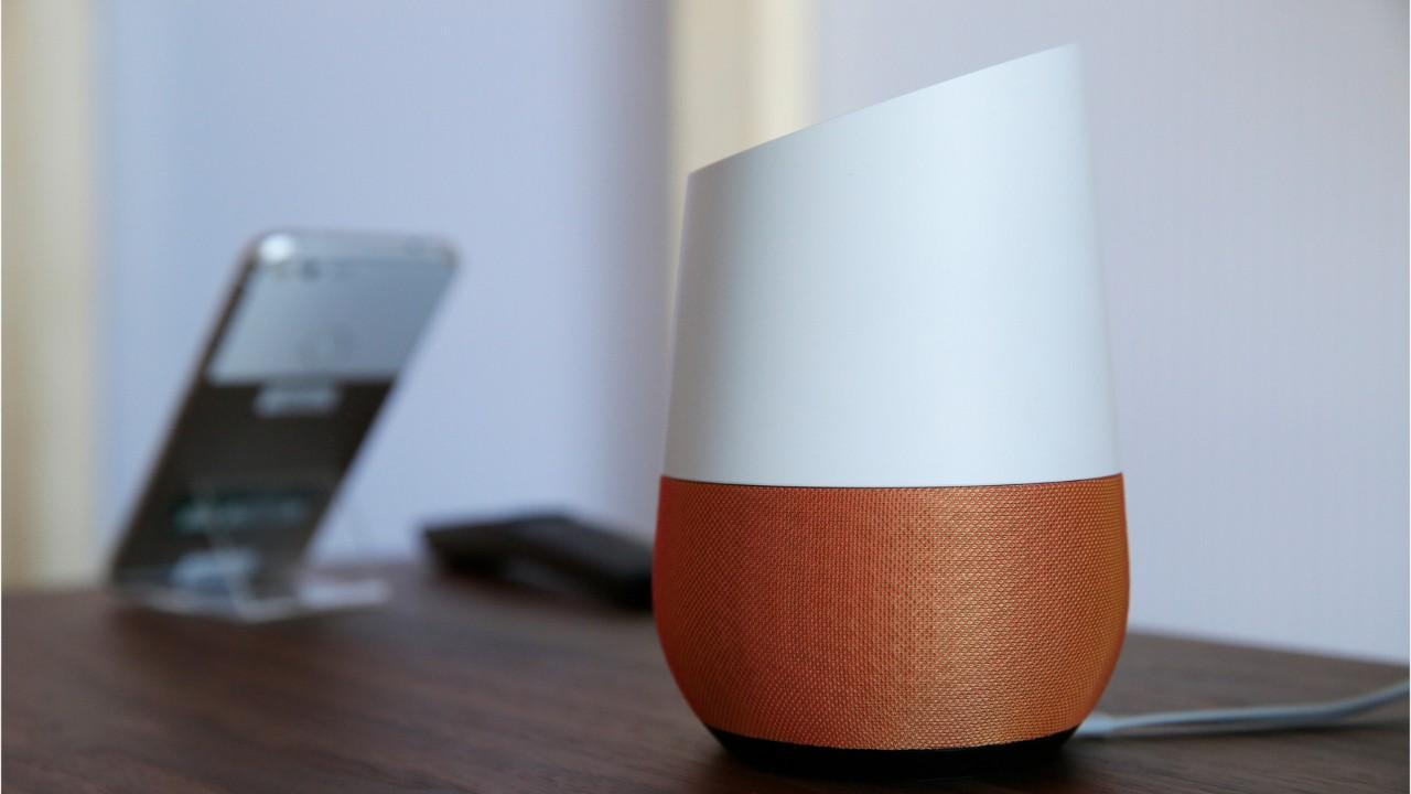 Google Home Just Became Your Personal Sous Chef
