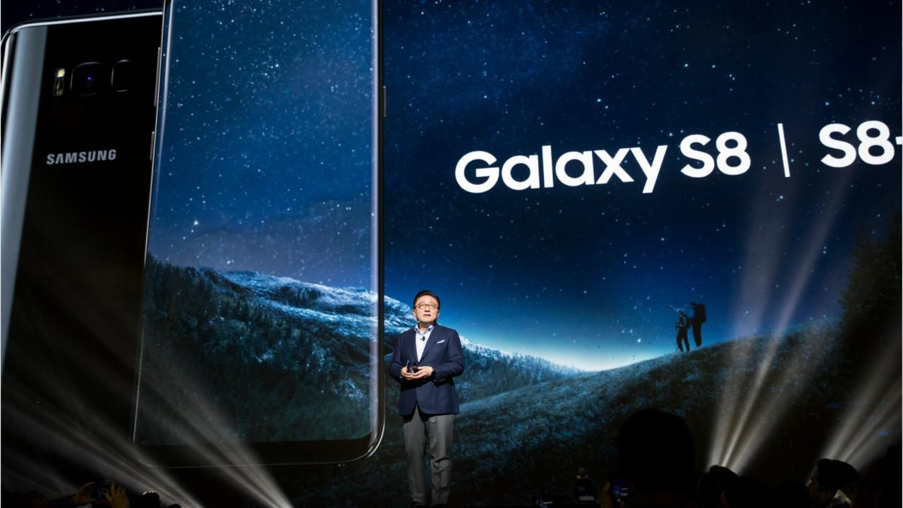 Galaxy S8 Boosts Samsung, But Tough Competition Lies Ahead