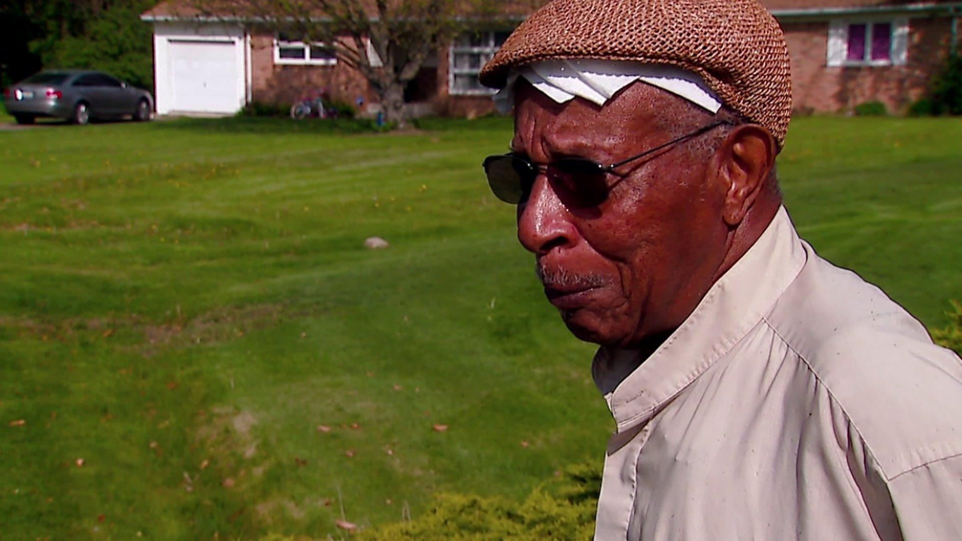 90-Year-Old Man Says He's Been Dealing With Flooded Yard for Years