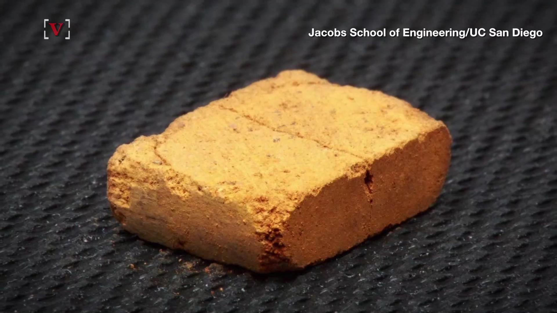 Scientists Figured Out How to Make Bricks on Mars