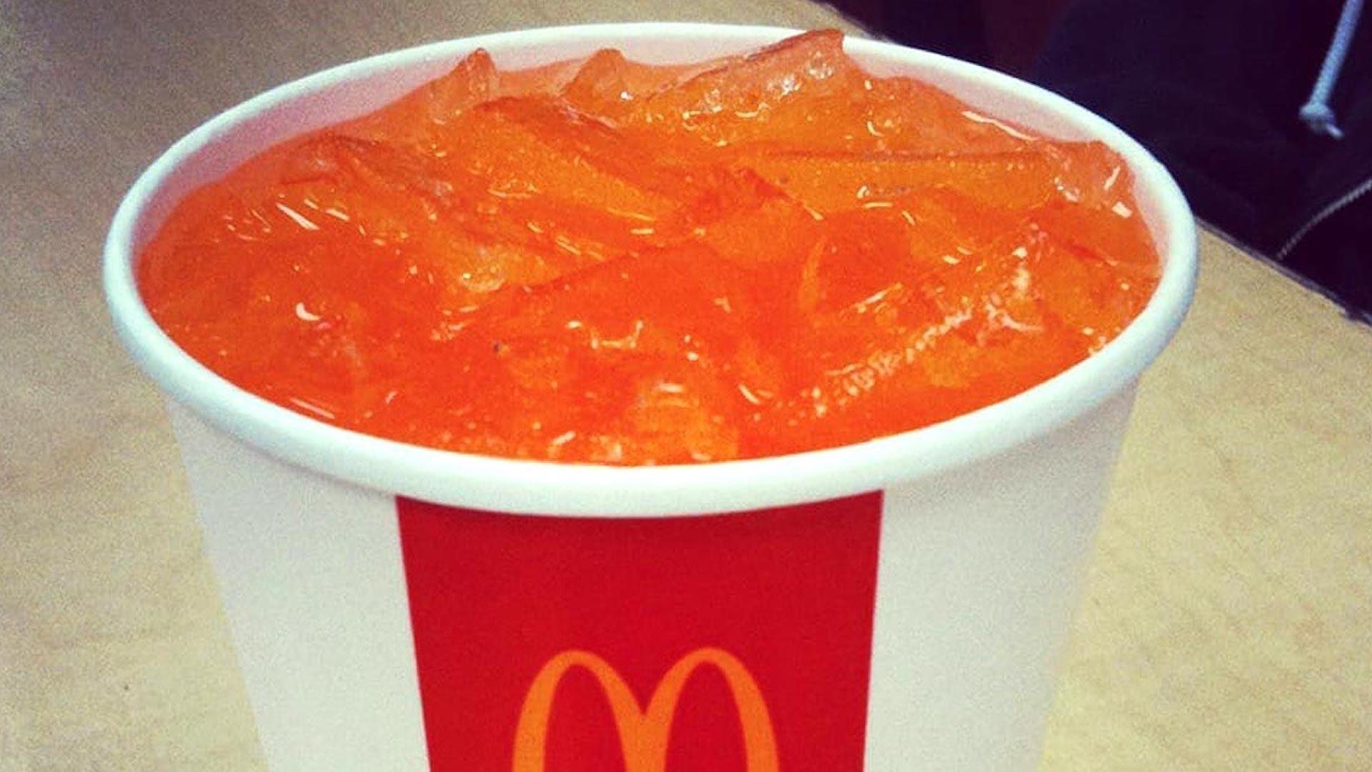 McDonald's Set to Phase Out Hi-C Orange
