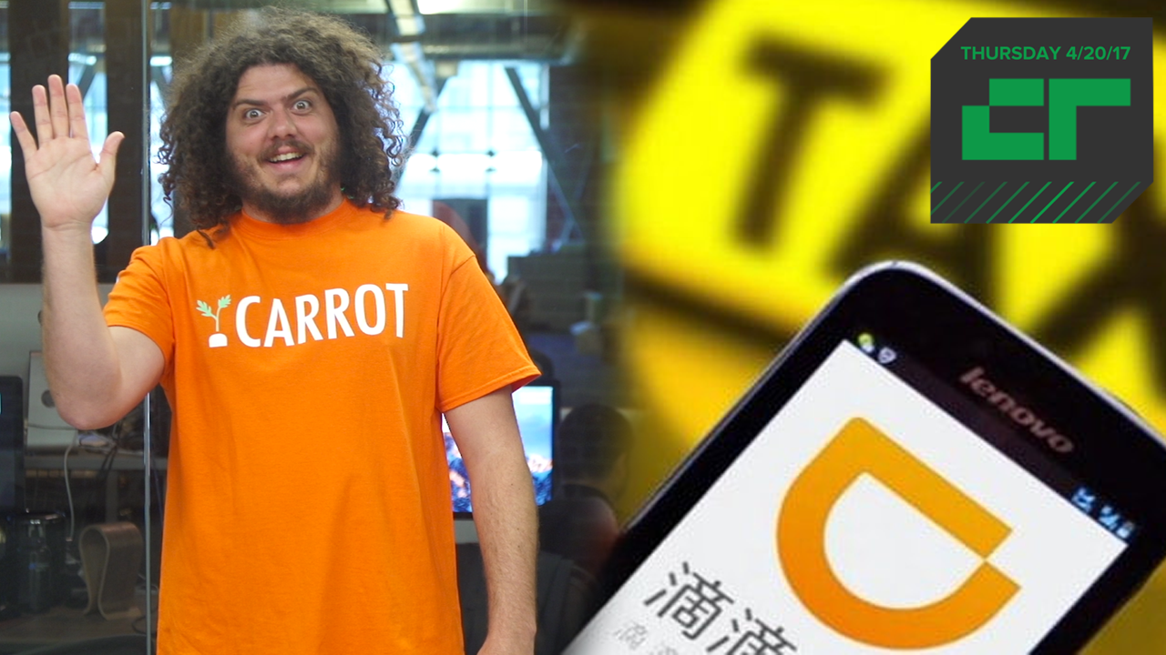 Crunch Report | China's Didi Chuxing Valuation Hits $50B