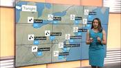 Warmth to persist over Eastern Seaboard