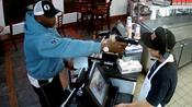 Viral Video: Cashier Stays Unusually Calm During Armed Robbery