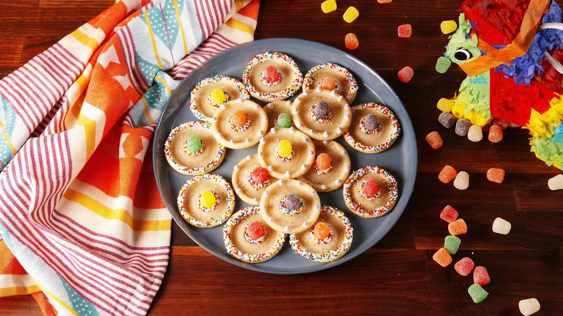 How to Make Sombrero Cookies for Cinco De Mayo