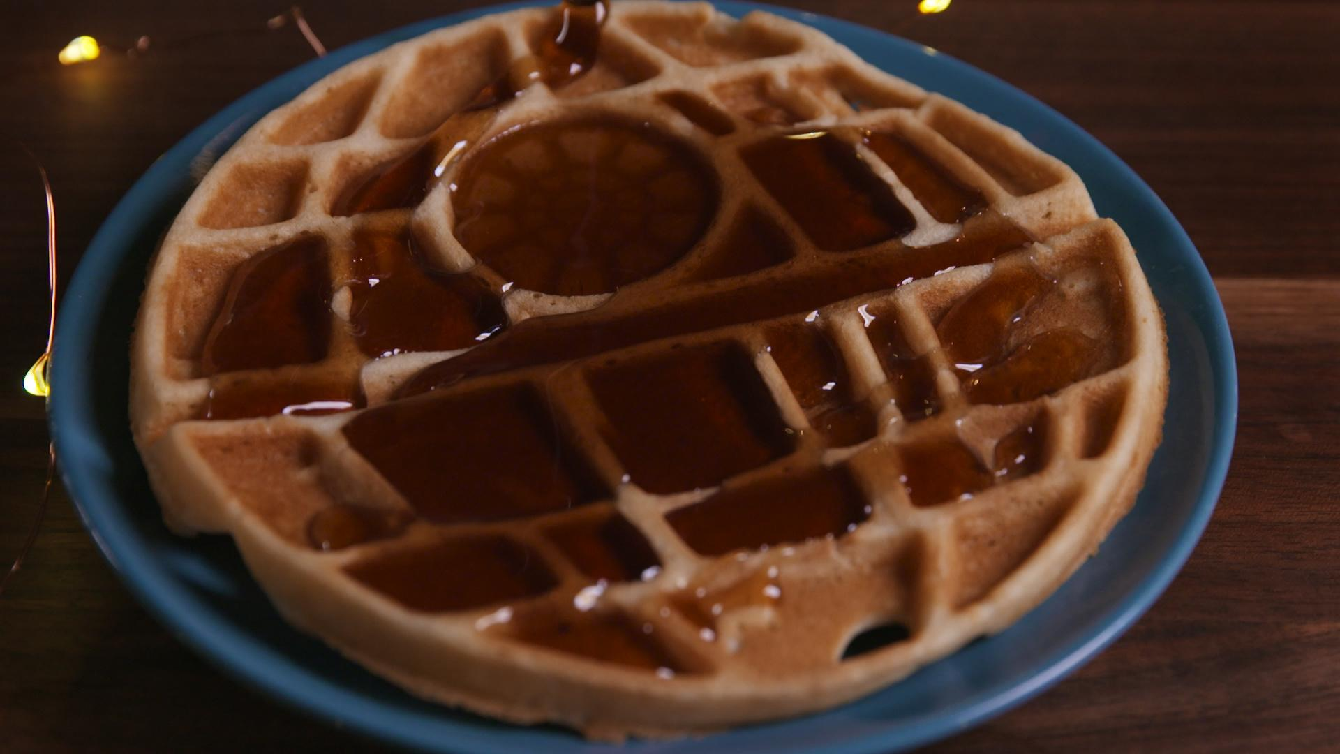 Your Life Is Obviously Missing a Death Star Waffle Maker