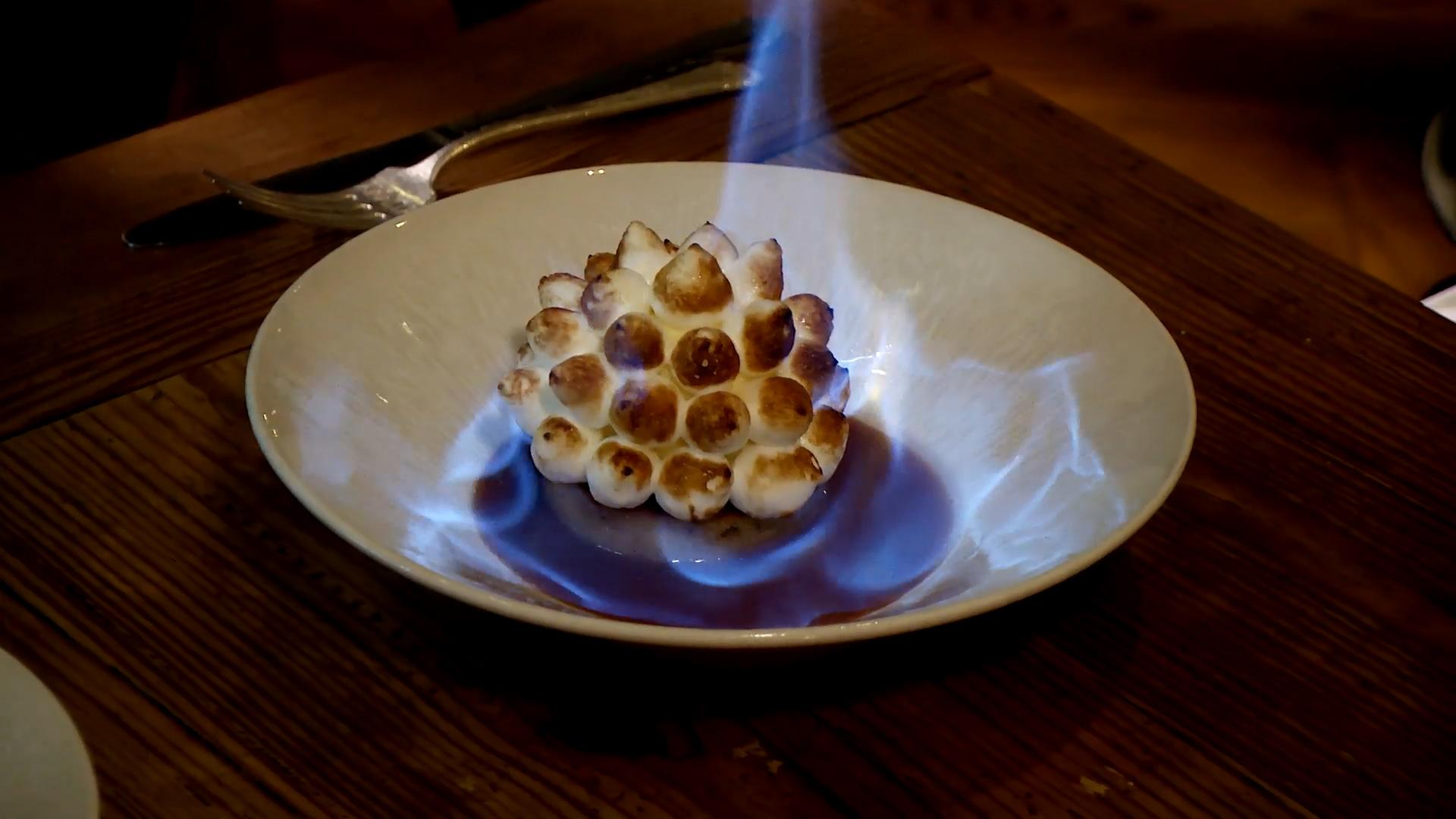 These Flaming Ice Cream Cakes Are Literally Made For Instagram