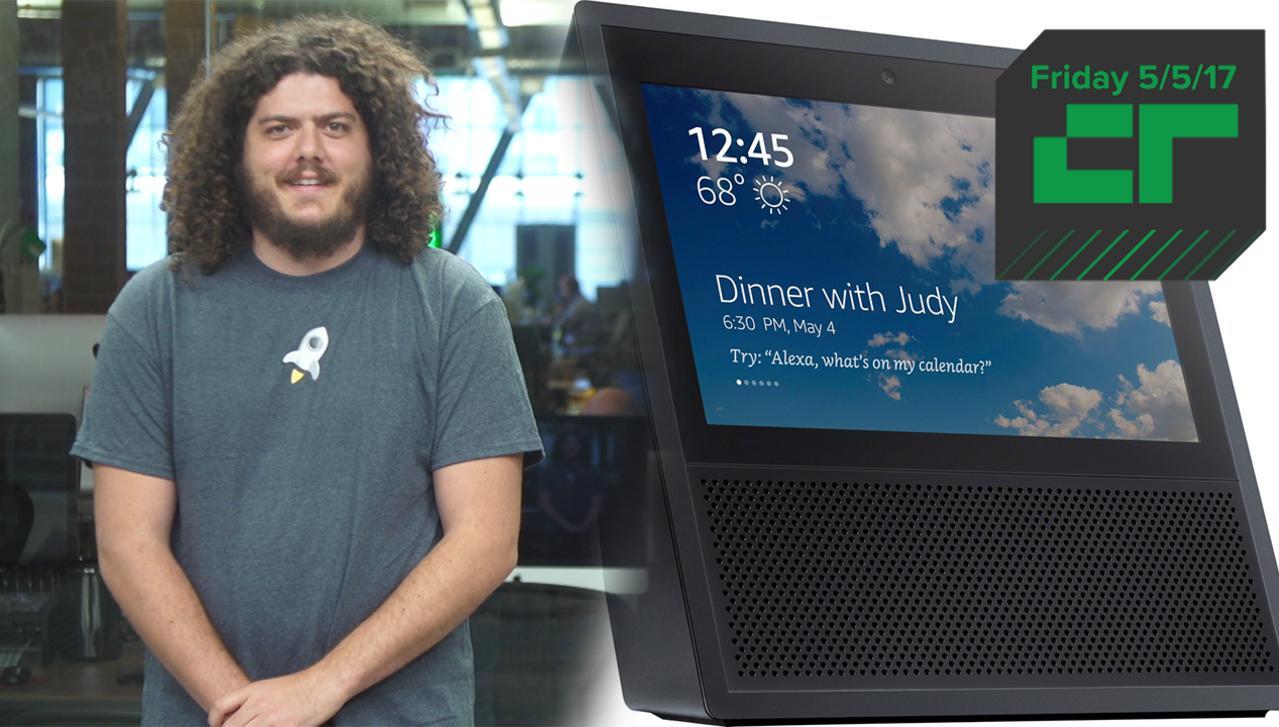 Crunch Report | Rumors: Amazon's New Echo System