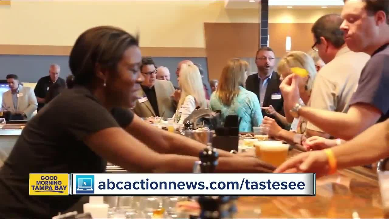 Introducing Taste & See Tampa Bay, Your Destination for Food, Fun and Events