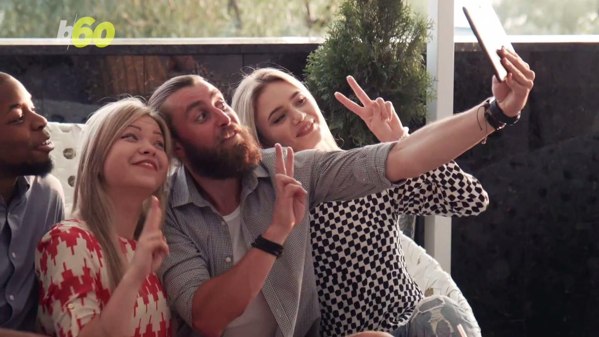 Millennials Are Expected To Take Over 25,000 Selfies in a Lifetime