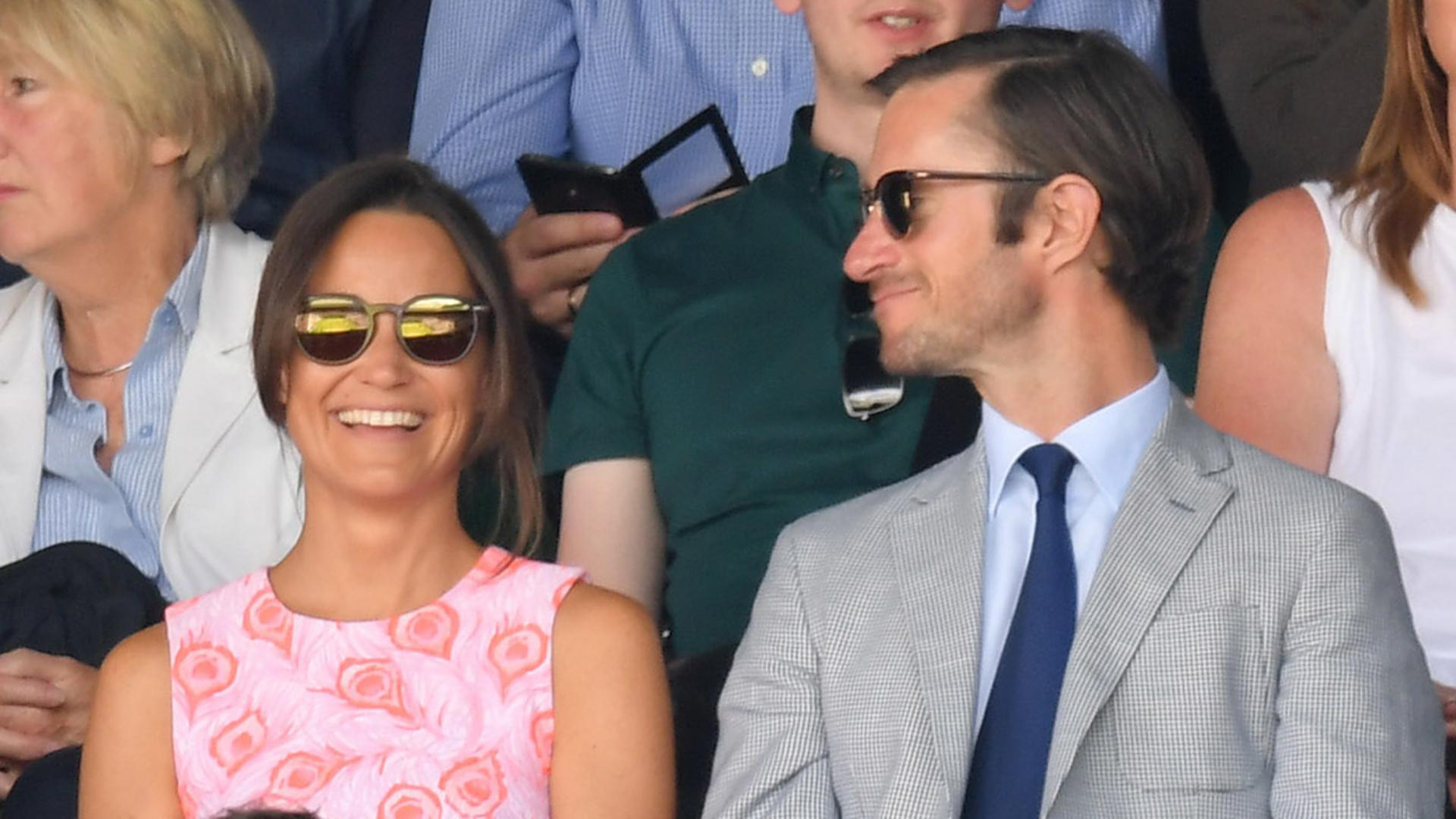 Pippa Middleton and James Matthews' Love Story Is One for the Books