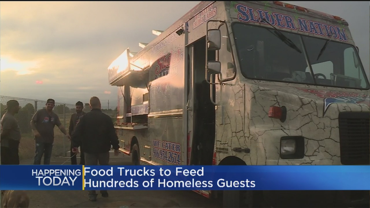 SactoMoFo Holding Event To Feed Homeless In Sacramento