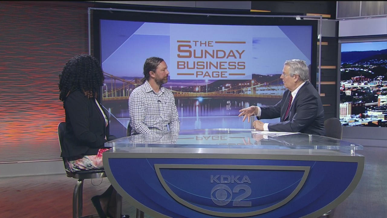New Sun Rising's Scott Wolovich & A Peace of Mind's Felicia Robinson on Launch Wilkinsburg