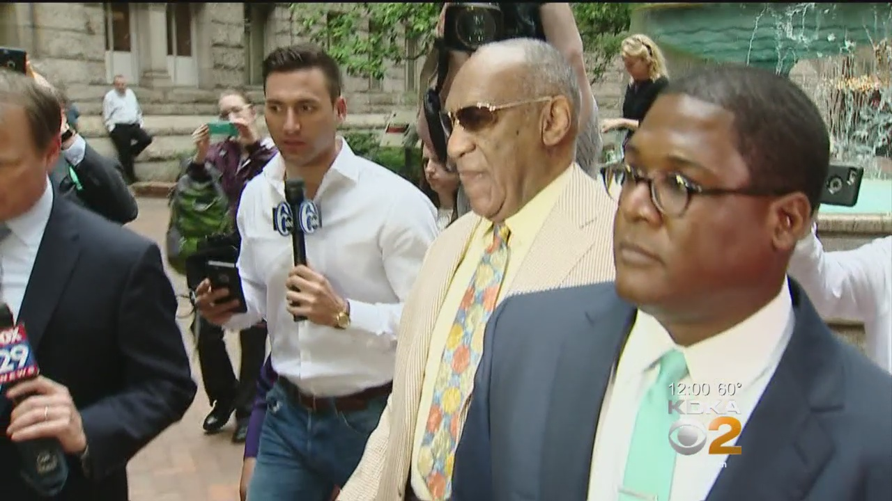 Cosby 'Holding Up Fine' As Jury Selection Gets Underway
