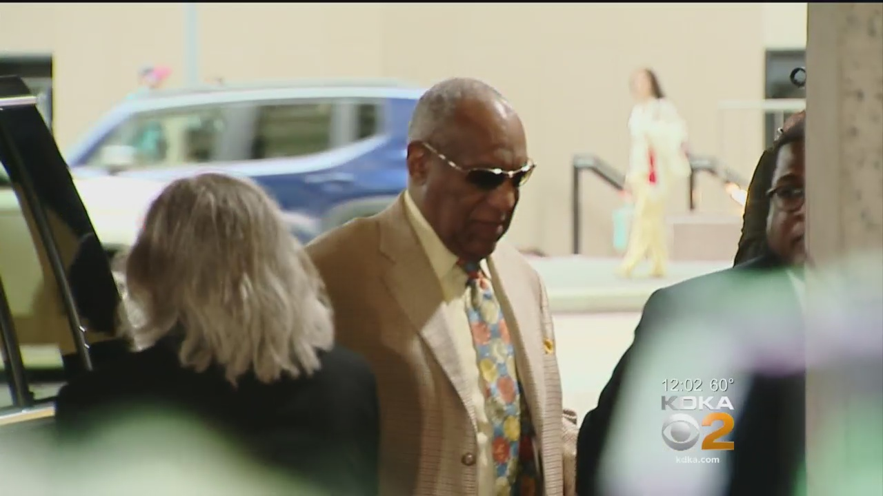 Cosby Arrives For Jury Selection, Declines Comment