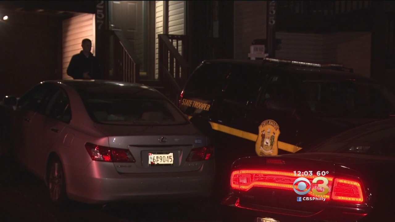 Police: Off-Duty Del. Trooper Involved In Shooting During Domestic Dispute