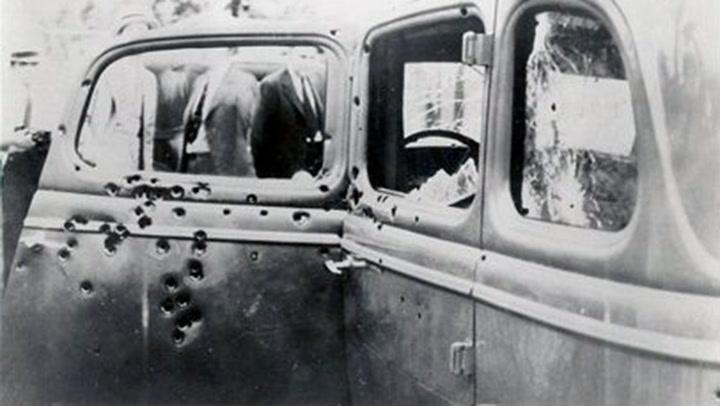 The End of Bonnie and Clyde