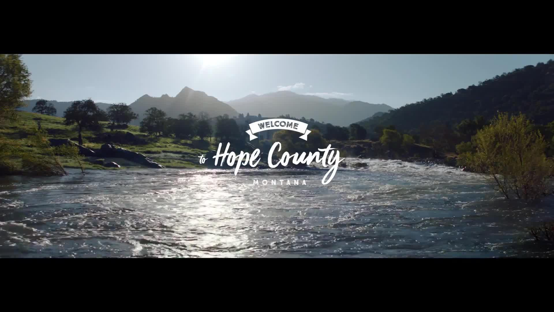 """Far Cry 5 - """"Welcome to Hope County"""" Teaser Trailer 1"""