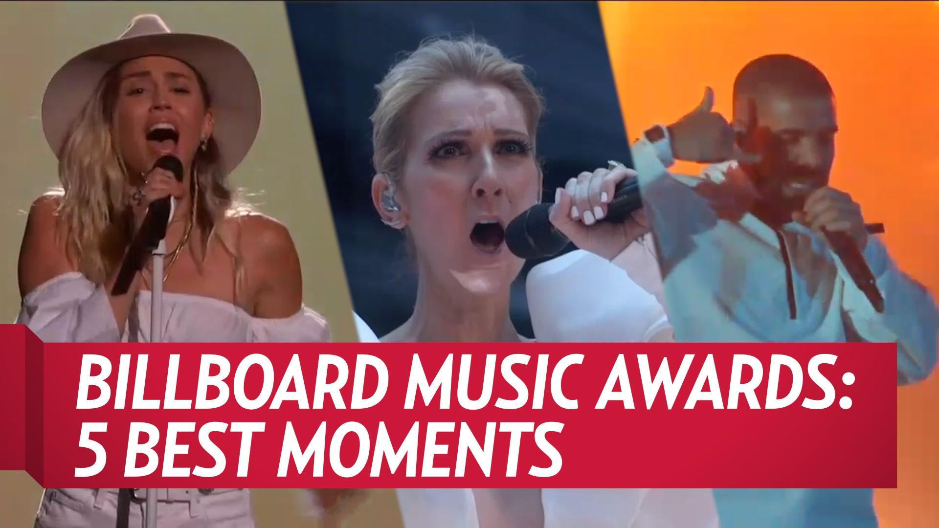 Billboard Music Awards 2017: 5 Best Moments