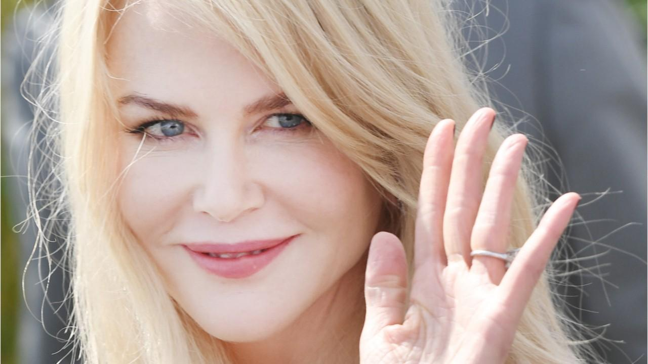 Nicole Kidman Stars In 4 Projects At Cannes