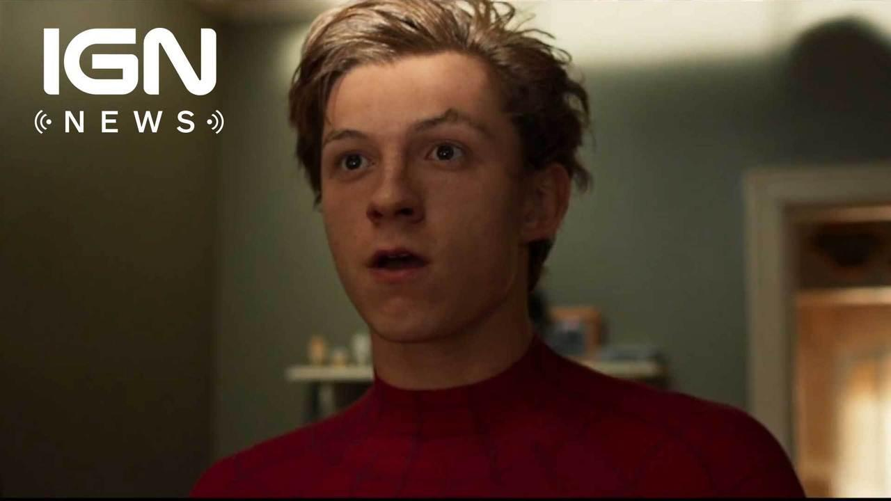Uncharted Movie Casts Spider-Man Star Tom Holland as Young Nathan Drake