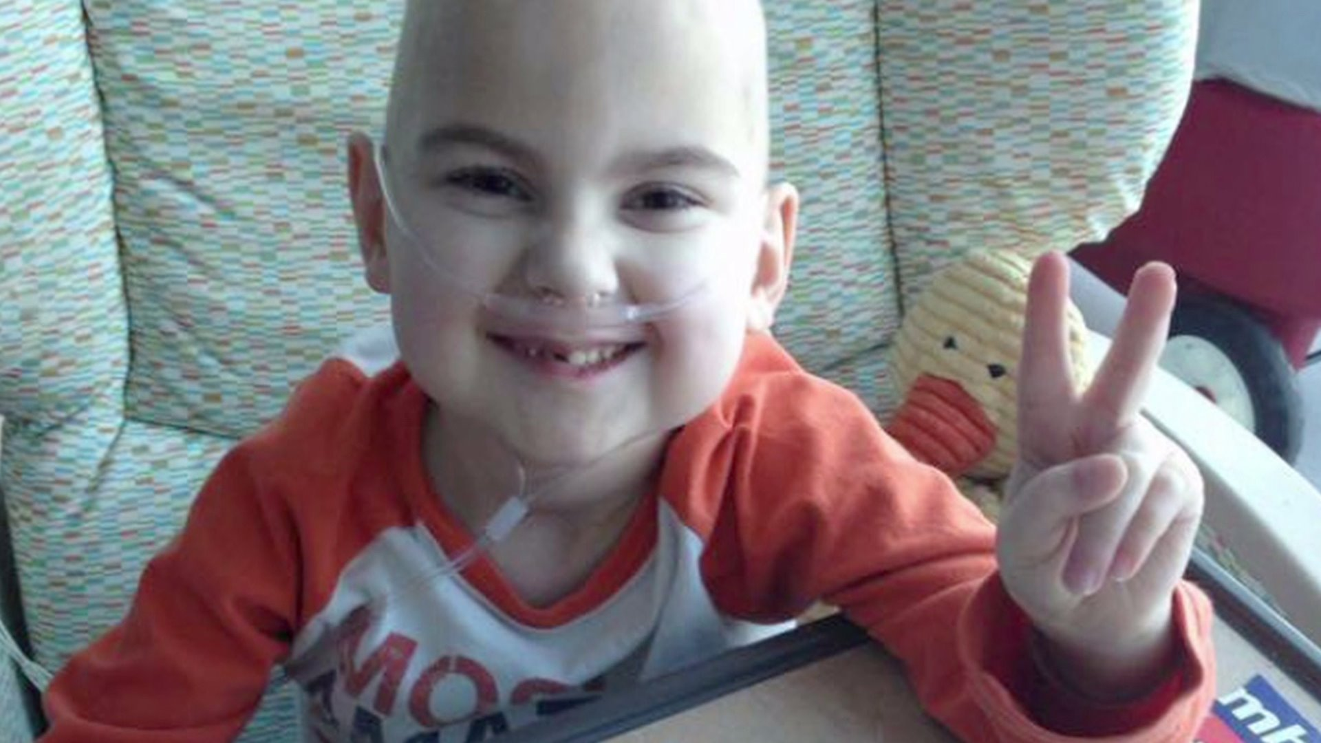 8-Year-Old Boy Battling Cancer Inspires Parents After Another Diagnosis