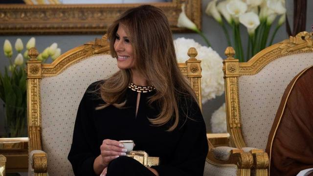 Saudi Arabia's Press And People Praise Melania Trump For Her Style