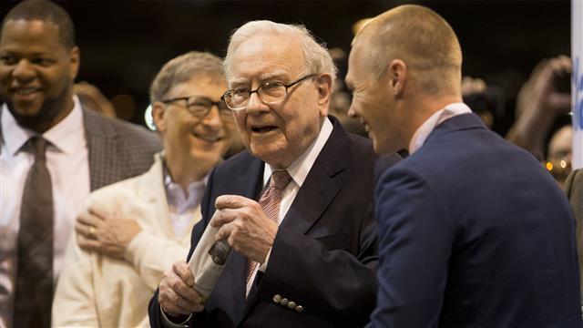 Barron's Bounce: Berkshire Hathaway, Impinj, Everspin Technologies