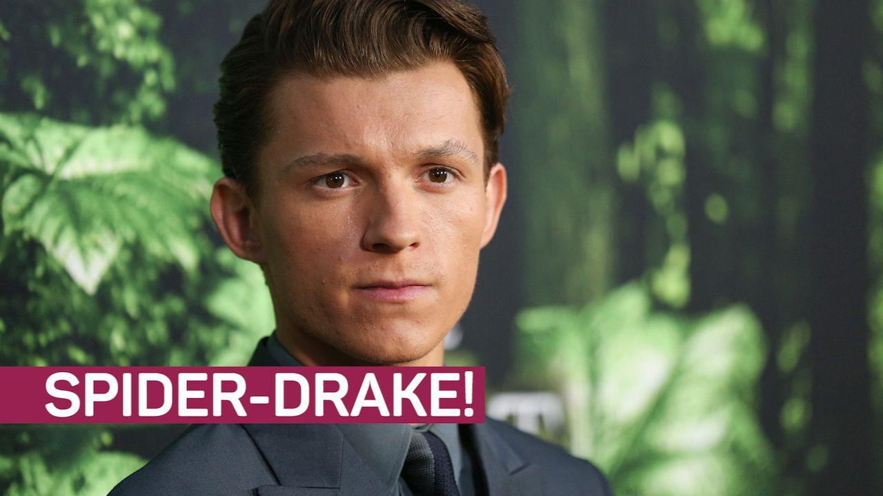 Spider-Drake! Tom Holland will play Nathan Drake in the 'Uncharted' film