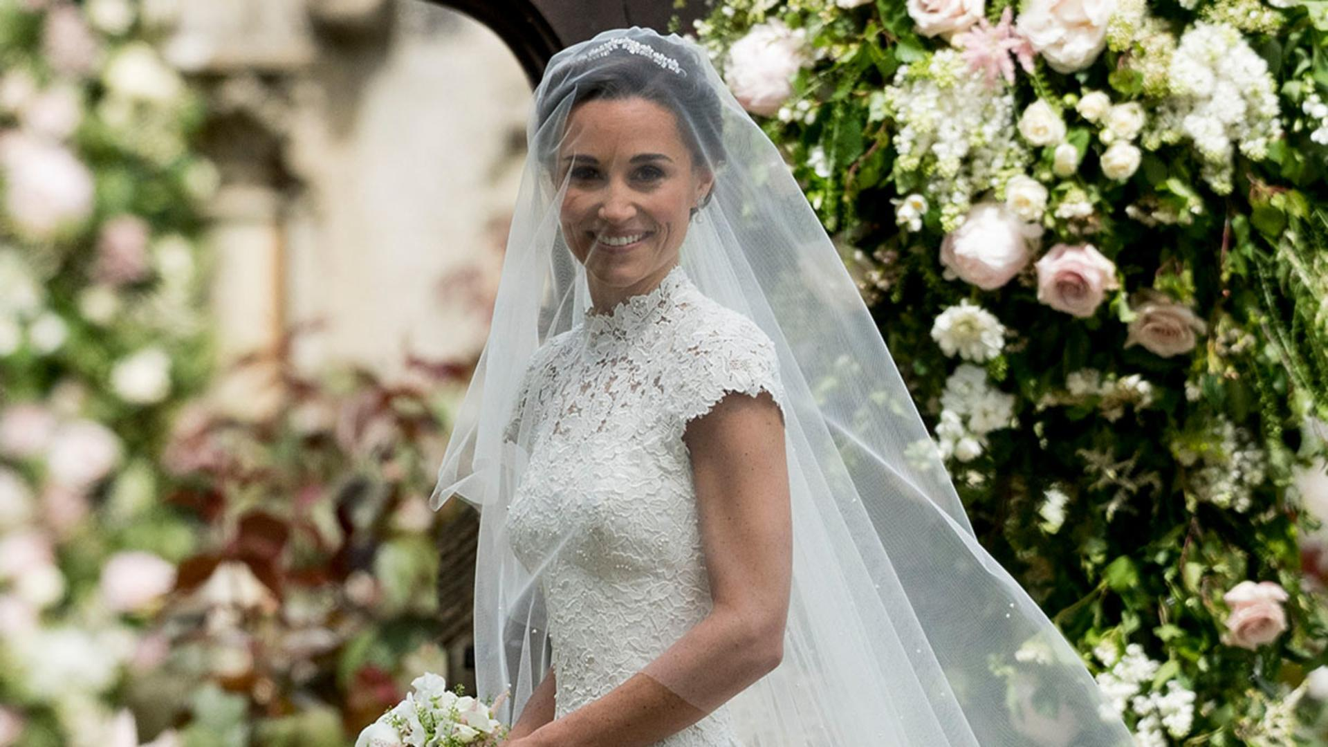 7 Moments from Pippa Middleton's Wedding That Are Exactly the Same as Kate's