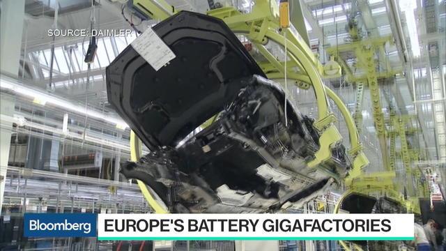Europe Plans Own Battery Gigafactories, Challenging Tesla
