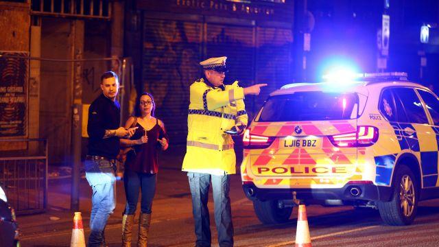 Multiple Dead After Explosion at Ariana Grande U.K. Concert