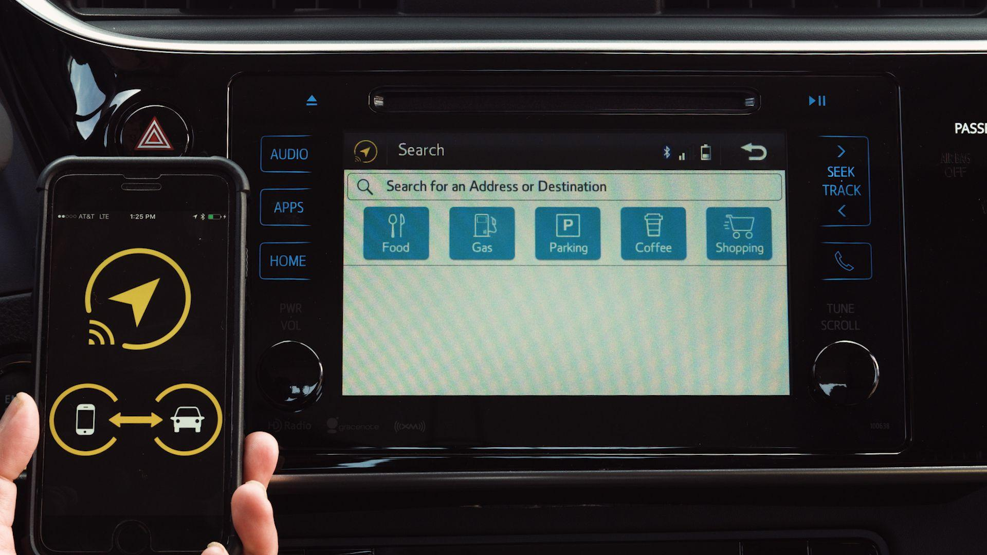 Deep Dive: Looking at Toyota's Entune system