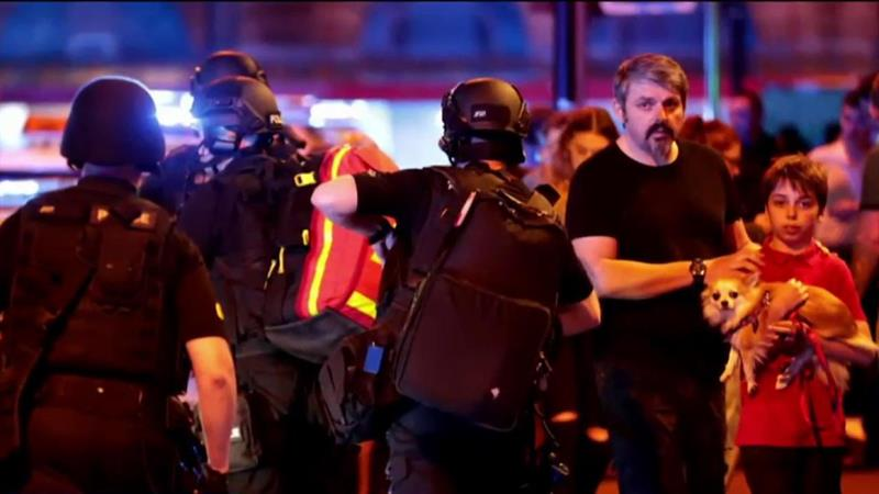 Police Investigating Possible Suicide Bomber in Manchester Explosion