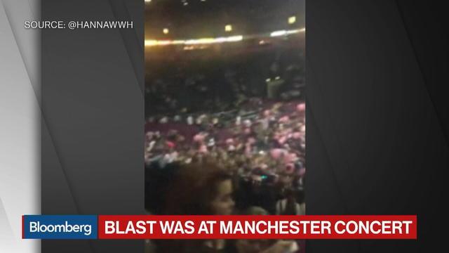 19 Killed, 50 Injured in Manchester Concert Explosion