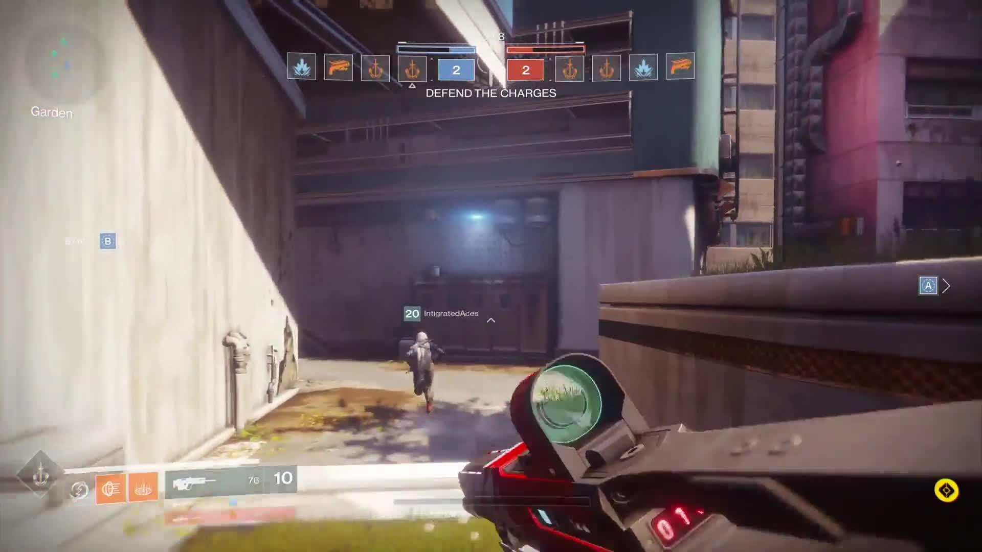 Destiny 2 - Warlock Dawnblade Team Wipe