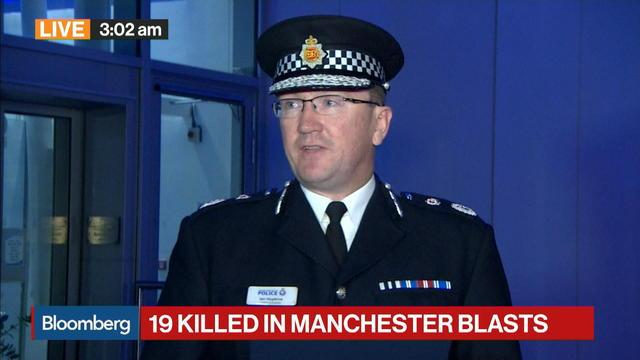 Manchester Chief Constable Confirms 19 Killed at Concert