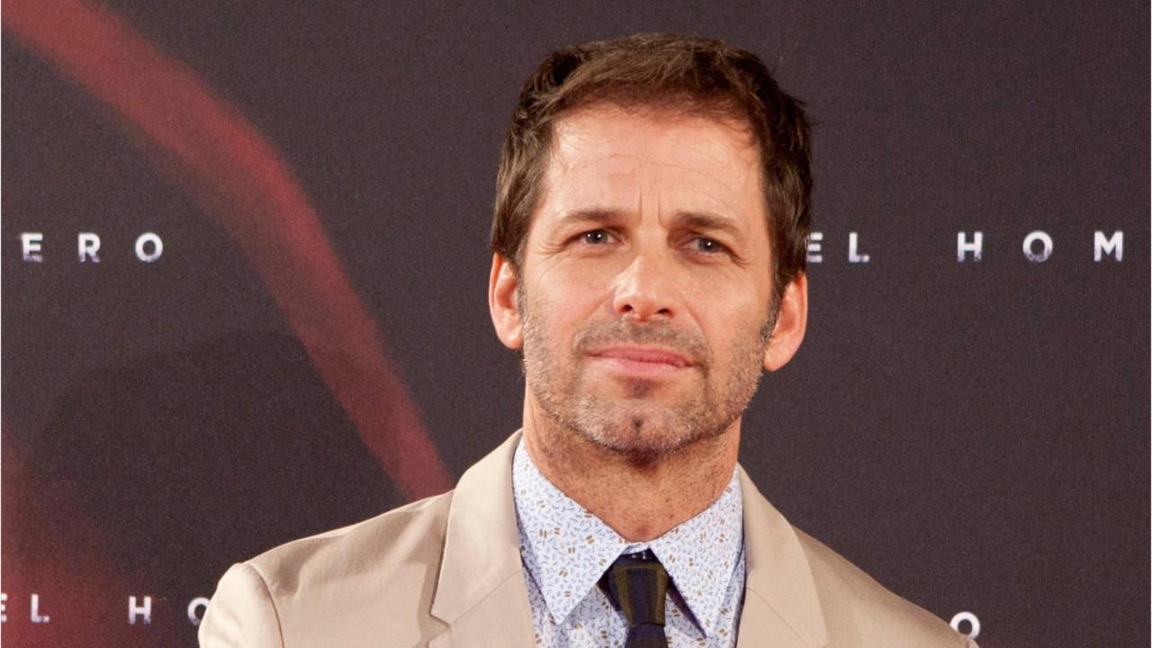 Zack Snyder Steps Away From Justice League