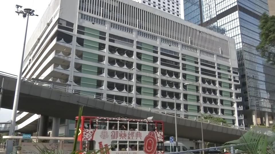 Hong Kong car park sells for record $3 bln