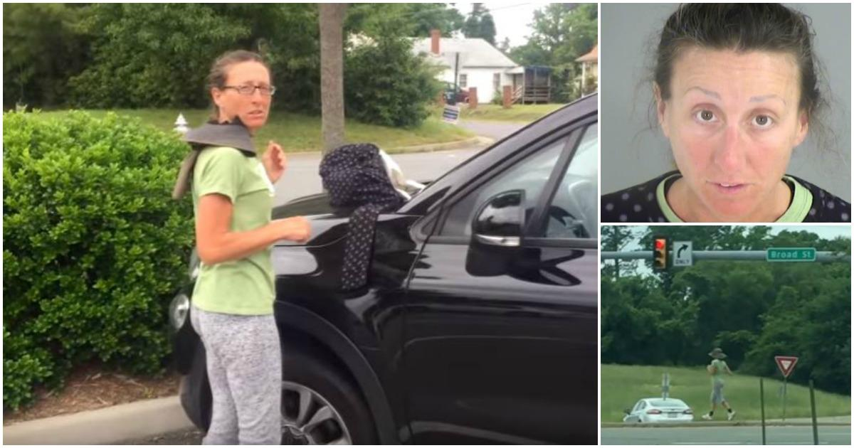 Virginia Woman in Viral 'Fake Homeless' Video Arrested