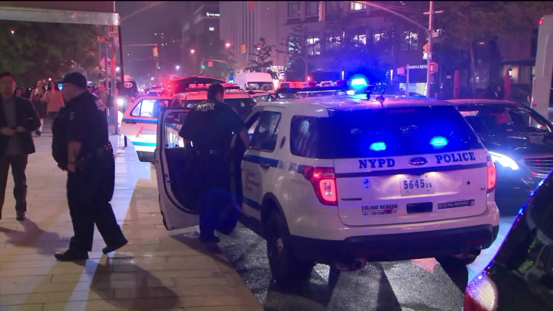 Security Stepped Up in NYC After Deadly UK Blast