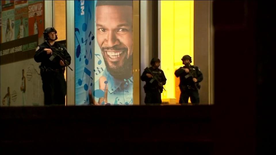Security tightened at U.S. concert venues