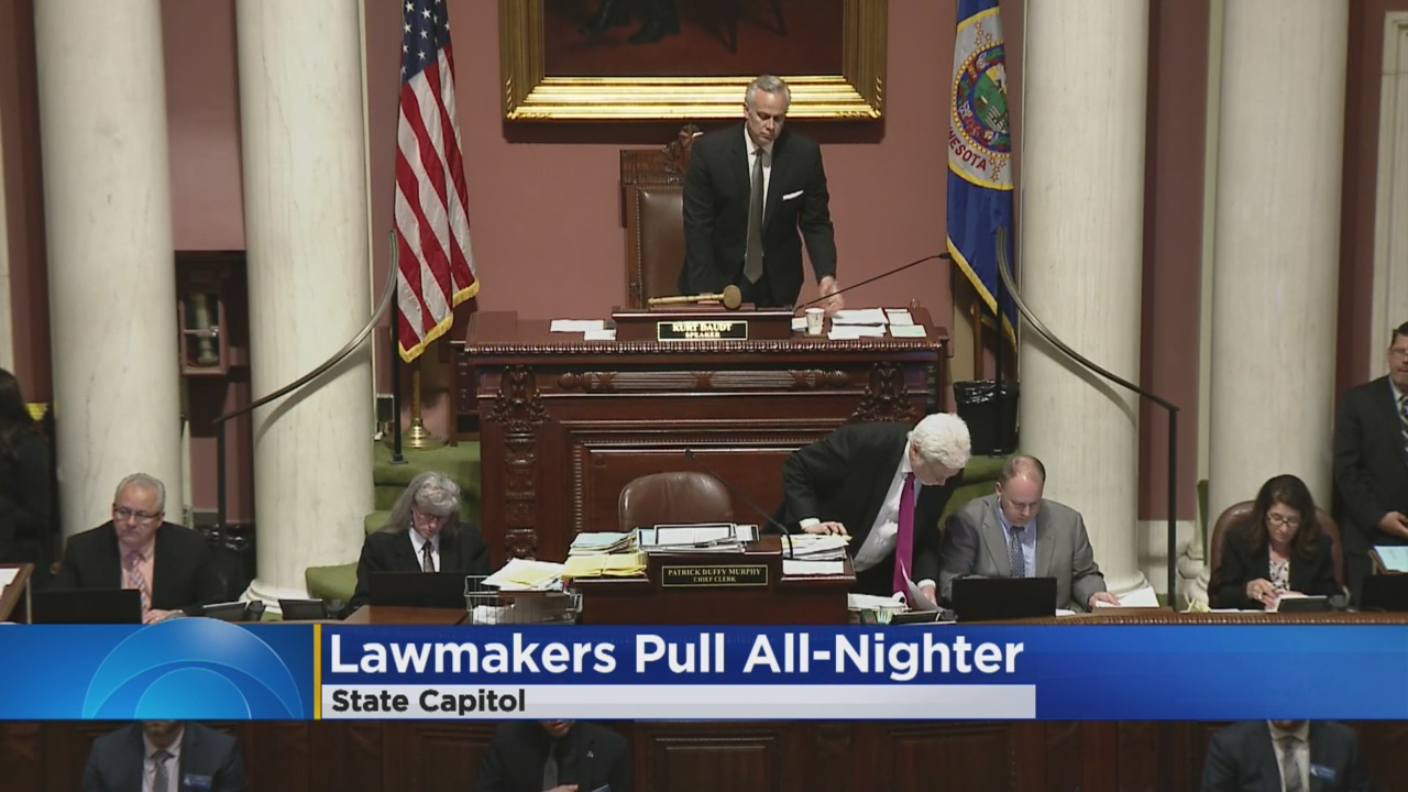 Wednesday Special Session Deadline Likely To Be Passed