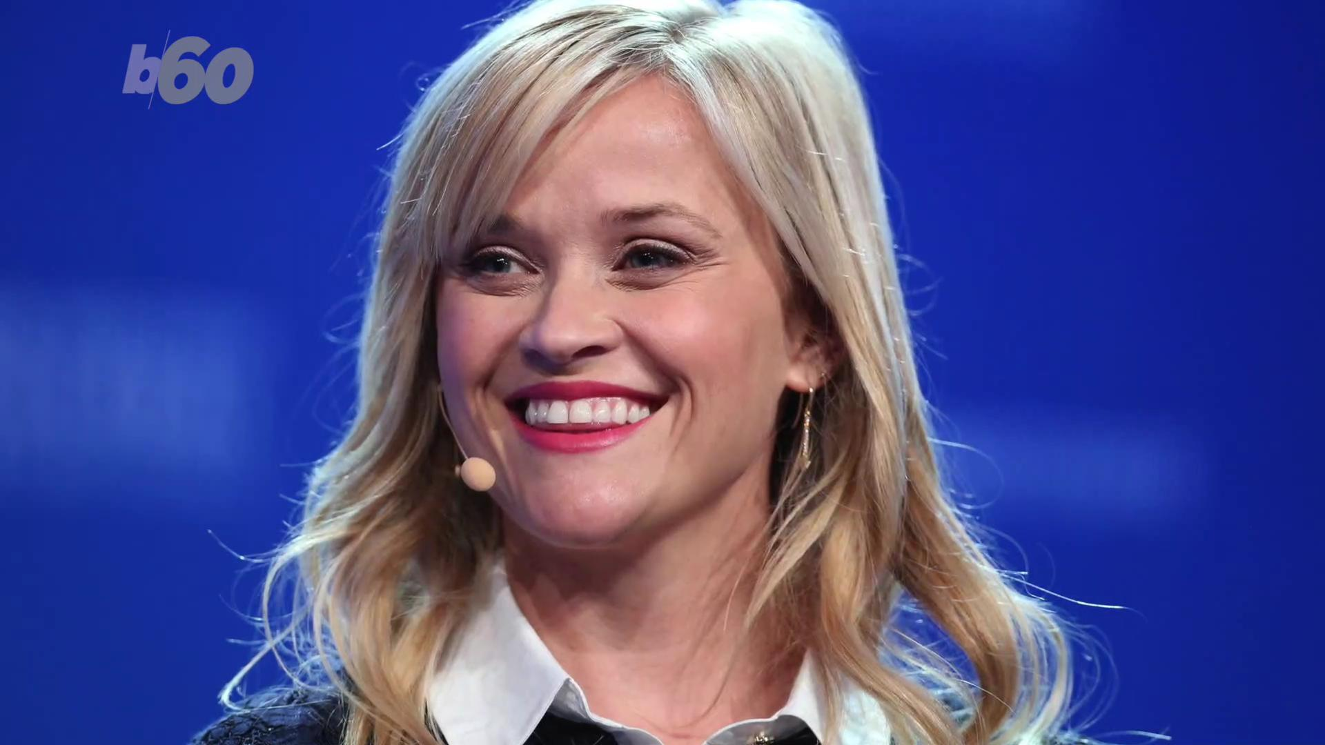 Reese Witherspoon Visits Her Old Dorm Room and It's Adorable!