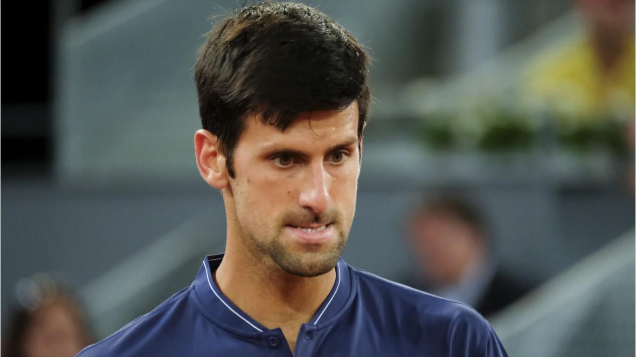 Is Novak Djokovic In Crisis?