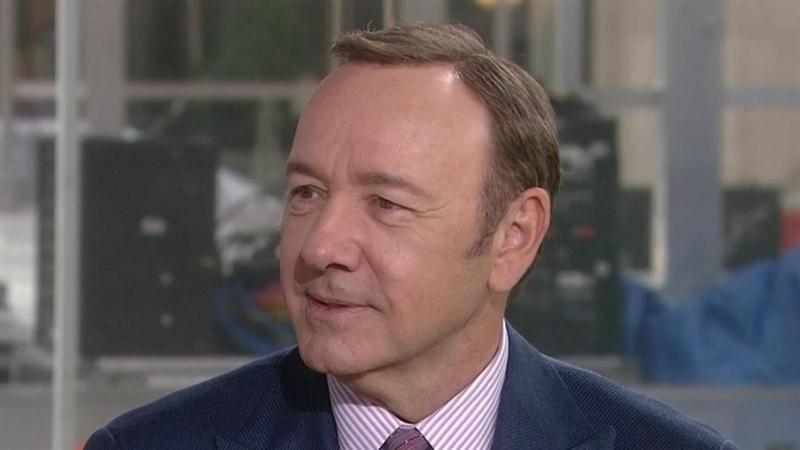 Kevin Spacey: 'House of Cards' portrays an alternate reality that 'is possible'