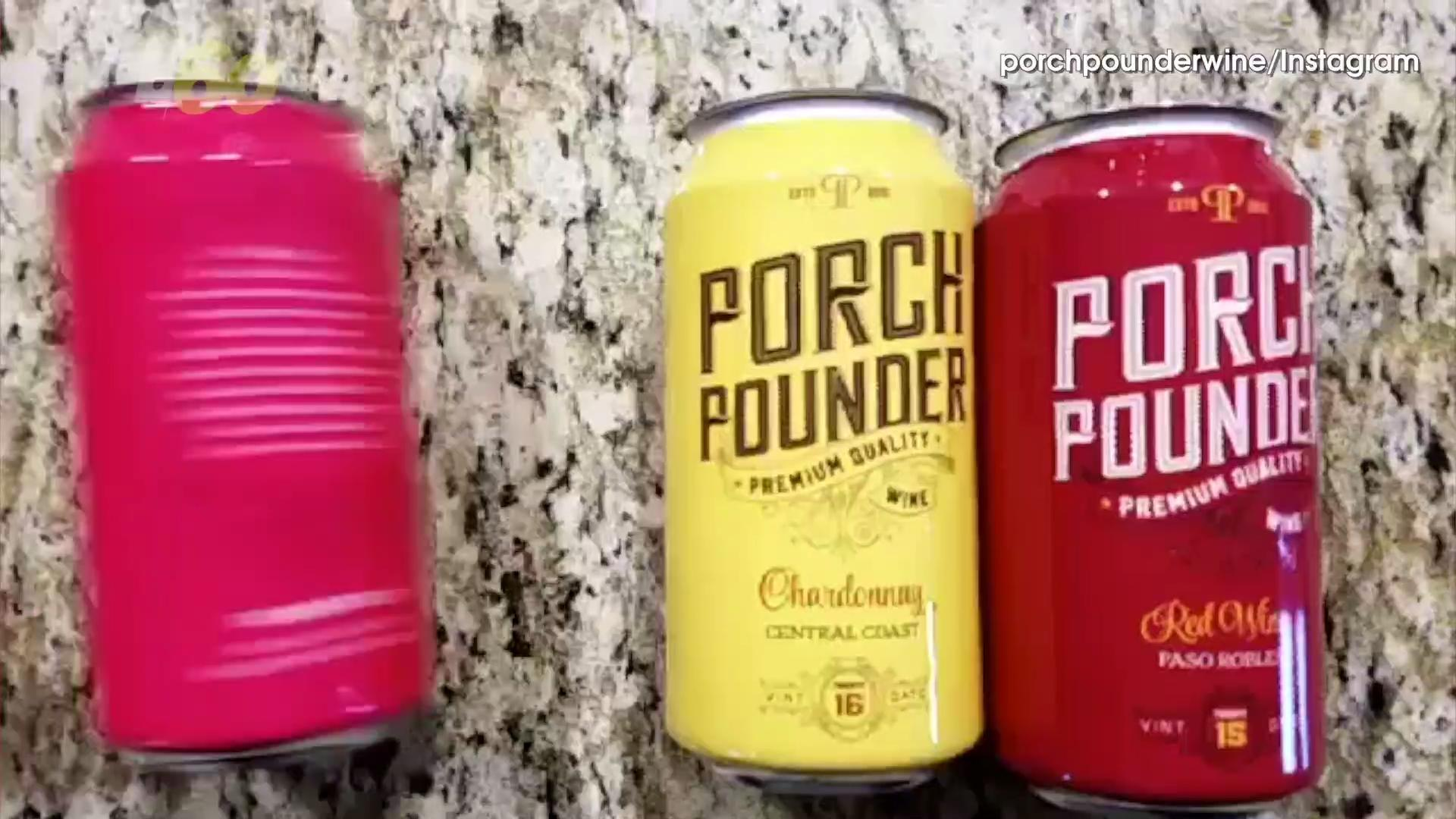 America is Obsessed with Canned Wine